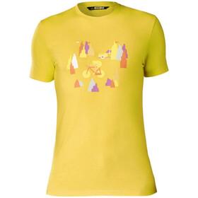 Mavic SSC Kortærmet cykeltrøje Herrer gul